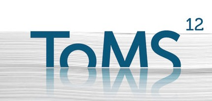 ToMS is now indexed with Web of Science